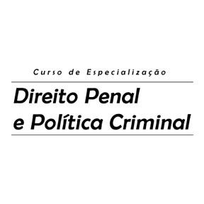 Especialização em Direito Penal e Política Criminal